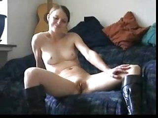Lesbian puzzy Heel in puzzy