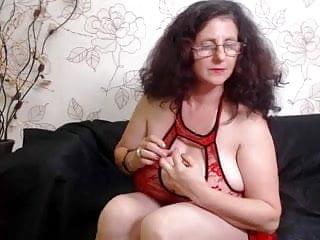 Fat huge tit granny Huge tit granny webcam