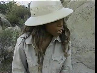 Black bitch fuck fuck - Black guy fucking a horny black bitch in the desert