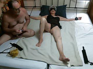 Bondage video amateur sex video Granny lucy