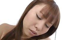 japanese RIEKO loves her DILDO