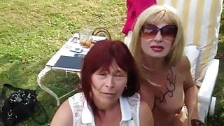 Betty and Susy