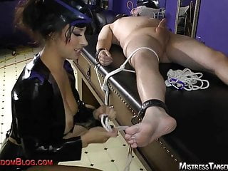 Bdsm smothering Ball busting smother with mistress tangent