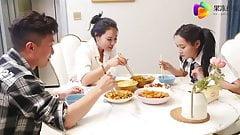 NO.1860 Chinese AV originals Step mother hot mife