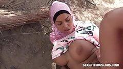 Hijab Muslim Scenario #13