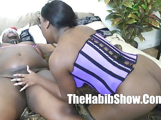 Black dick bdsm - Gf humilates fat bf fucks lil dick