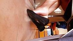 flats shoeplay Marta Black Flats shoeplay Day 4 Complete1080