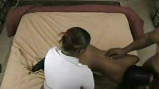 Black Homemade Orgy Threesomes pt 1