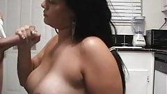 Amateur busty latina 2