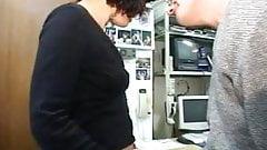 LA PRIMA VOLTA DI LAURA PANERAI. ITALIAN MOVIE. CENTOXCENTO
