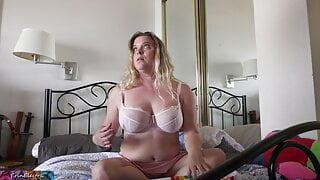 Stepdaughter wants to go out with friends and get fucked