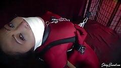 Spandex Crotch Rope Predicament