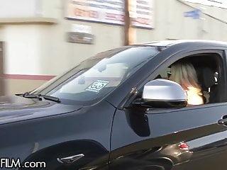 Olivia munn adult show Devilsfilm boober driver olivia austin shows her huge tits