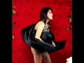How to remove cat pee stench She smelling with lust the drooled stench in pleated dress