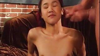 Kitty Jung cumpilation 1