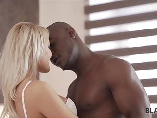 Female athlete sex Tender athletic male and cutie in black on white sex scene