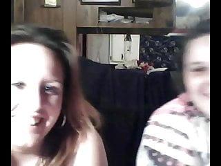 Videos of chubby lesbians Horny fat bbw teen having fun with horny chubby lesbians-3
