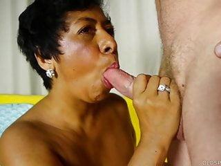 Mature Black Female Porn
