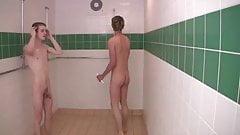 Teens Fuck After a Shower