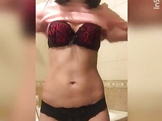 Naked slim young - Slim girl shows her naked body