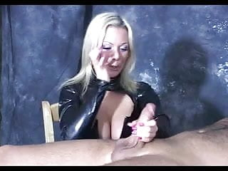 Handjob crushing Cruel kate cock crushing explosion