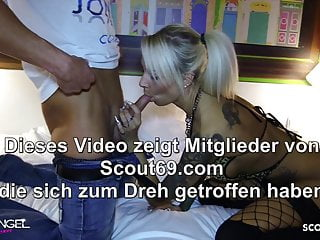 Boys first fuck - Young virgin boy get first fuck with german skinny hooker