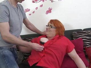 Ssbbw tgp video - Granny ssbbw fucked by young boy