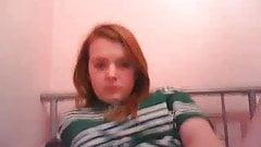 Webcam pelosa rossa