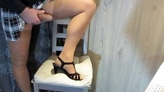 Horny  Nylons 2 Geil in Nylons