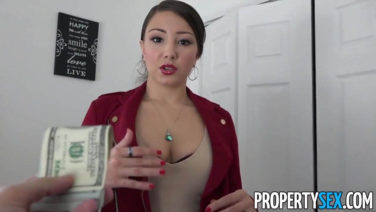 Real Estate Agent Fucks Her Ex