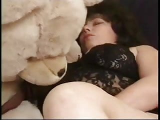 Gay bear freer Ginni lewis trades a teddy bear for a man