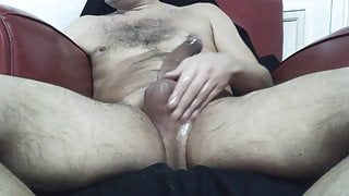 Daddy Henry cums (video1of9)