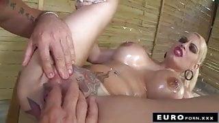 Big Tits Slut fucked