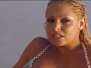 Hot and sexy trish stratus Trish stratus - divas in hedonism chainmail bikini stare