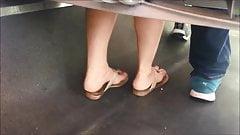 Candid piedi # 4 - tour in autobus di vegas