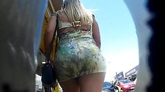 gostosa de vestido (big ass in dress) T29