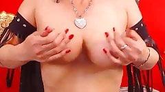Big nips big boobs