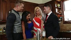 Group Sex Fun From England