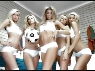 Naked world cup footbal - World cup bitches