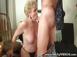 Crammed full of dicks Amateur granny facial cram pie she wants more