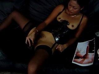 Jakarta escort - Jakarta milf: masturbating to my cock...