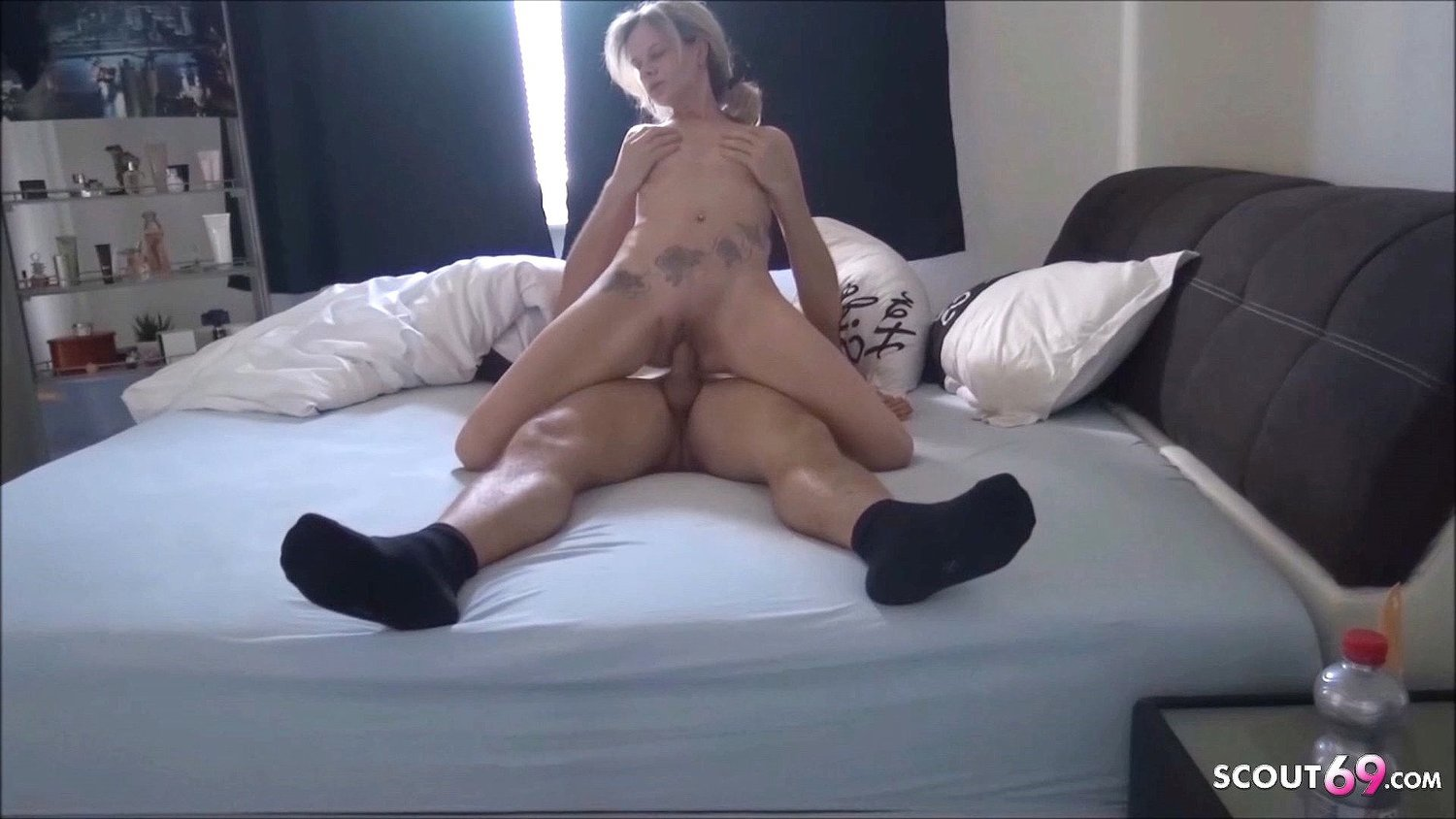 Amateur Young Spanish Couple