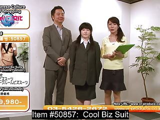 Man sexy uniform Weird jav tv shopping channel sexy uniforms subtitled