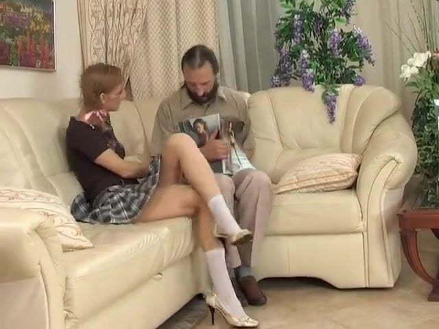 Dad Fucks Daughter Pantyhose