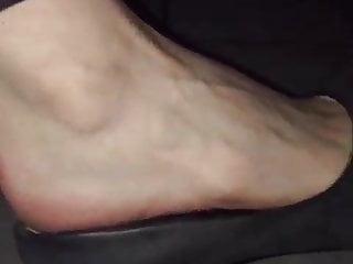 Beautiful feet xxx Cum on lenas feet. beautiful feet and ass