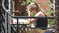 Espionando vizinhos # 3 - dia quente