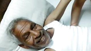Punjabi man Gujrat enjoys your wife