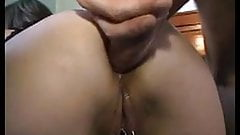 French Mature Gets Fucked In The Ass