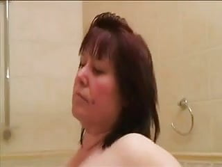 German fat big tit granny vids Fat big belly big tit granny fucked in bath