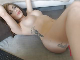 Busty curves - Busty chick perfect curve boobs and bootie